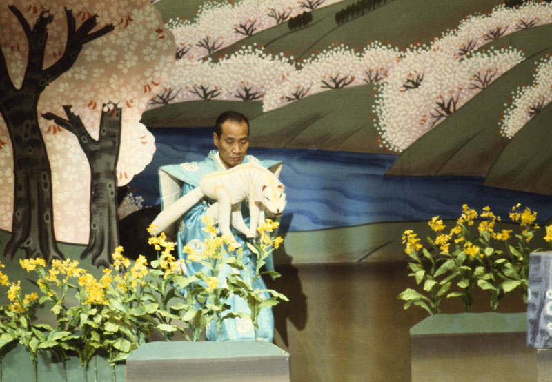 The Summer of Japanese Puppets, Part 2