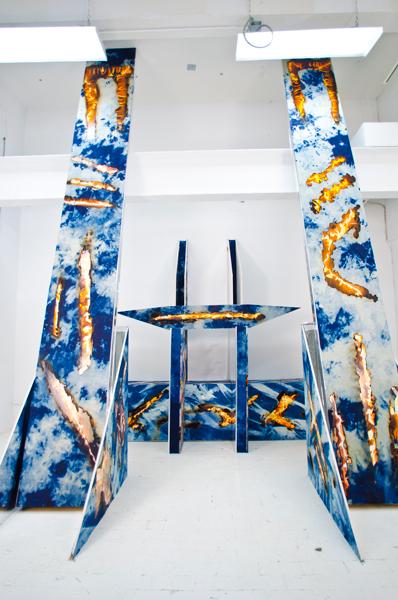 mfa thesis exhibition 2012