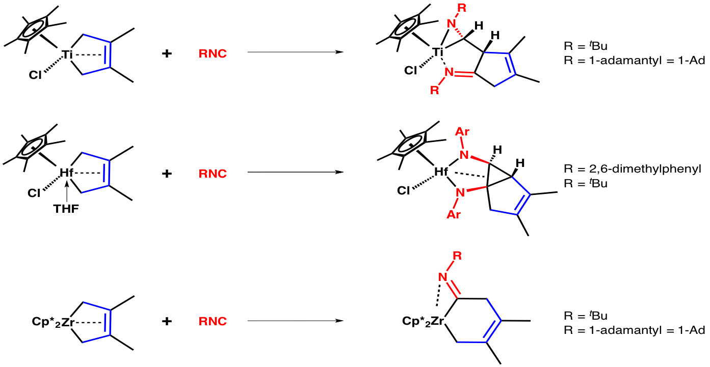 Columbia university norton group research pyridine to the known imido complex cpcltintbupy and an alpha methylene cyclopentenimine the overall reaction is the first example of a formal 4 nvjuhfo Image collections