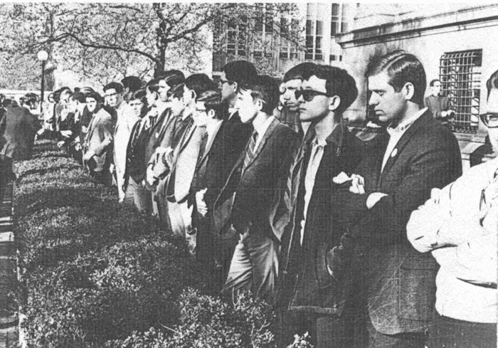 Columbia University 1968 - the Majority Coalition