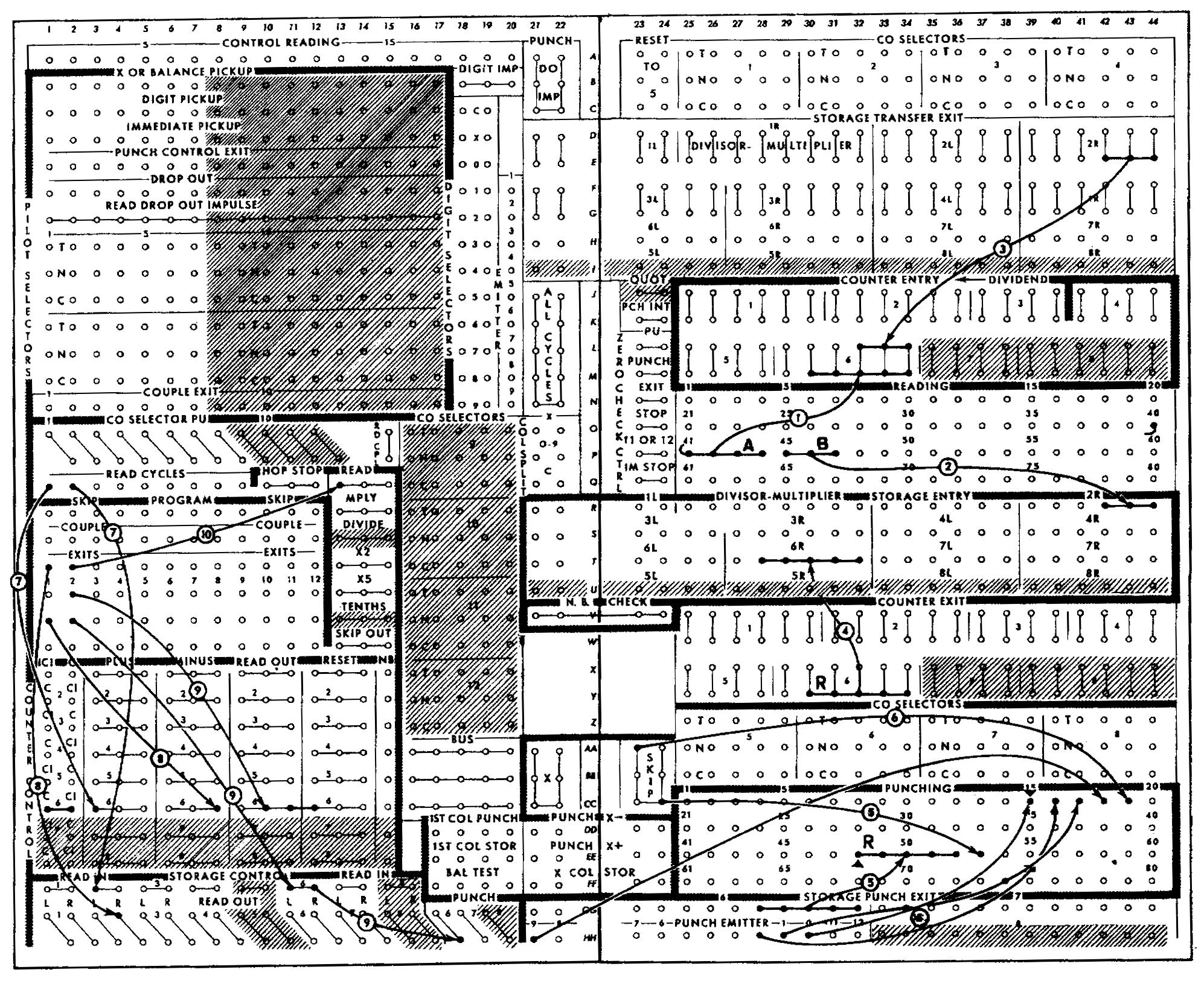 ibm 602 a wiring diagram