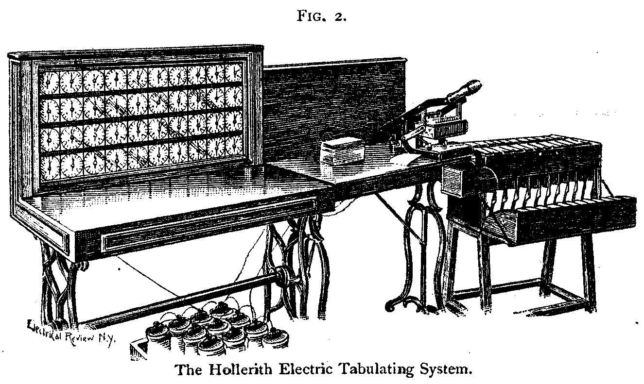 The Hollerith Electric Tabulating System