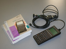 HP-48 Scientific Programmable Calculator 1990