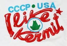 Uni Soviet Kermit kaus