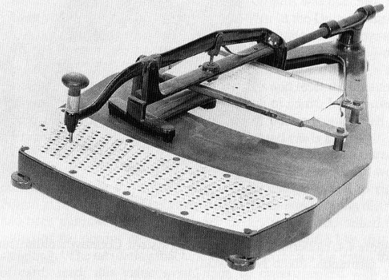 Early Card Punch Machines