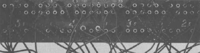 Tabulator patch panel