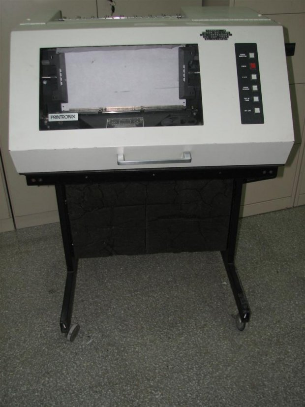 Self Service Printronix Printers