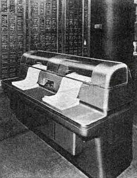 IBM SSEC printers