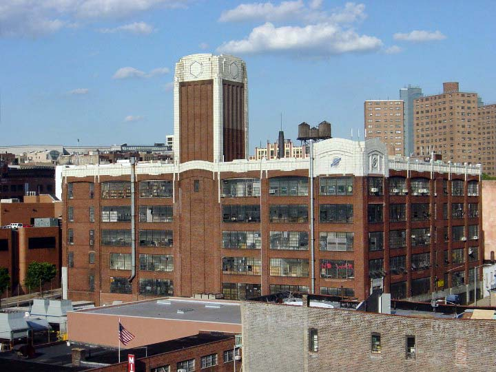 photo of Studebaker Building