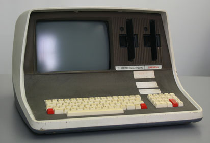 Intertec Superbrain CP/M-80 Computer 1980
