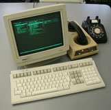 DEC VT520 Terminal
