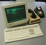 DEC VT520 Terminal