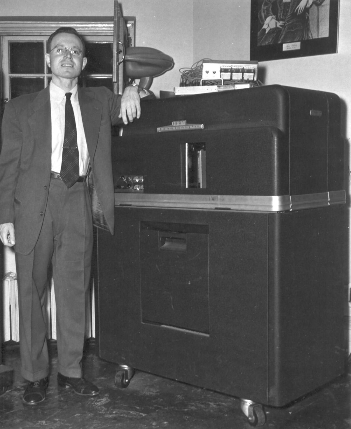 Watson Laboratory Calculating Punch