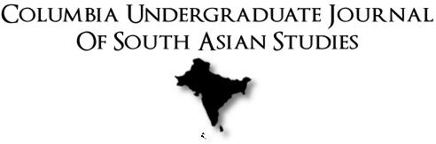 Columbia Undergraduate Journal of South Asian Studies