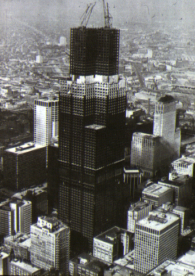 Sears Tower A K A Willis Tower Chicago By Skidmore