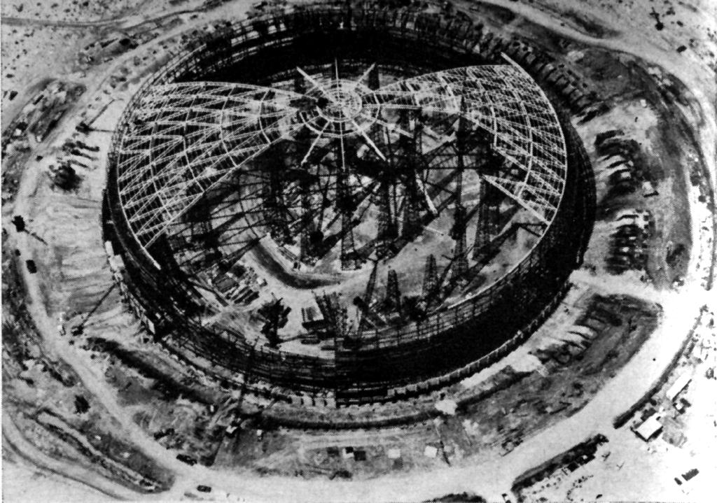 Astrodome Unusual Dome