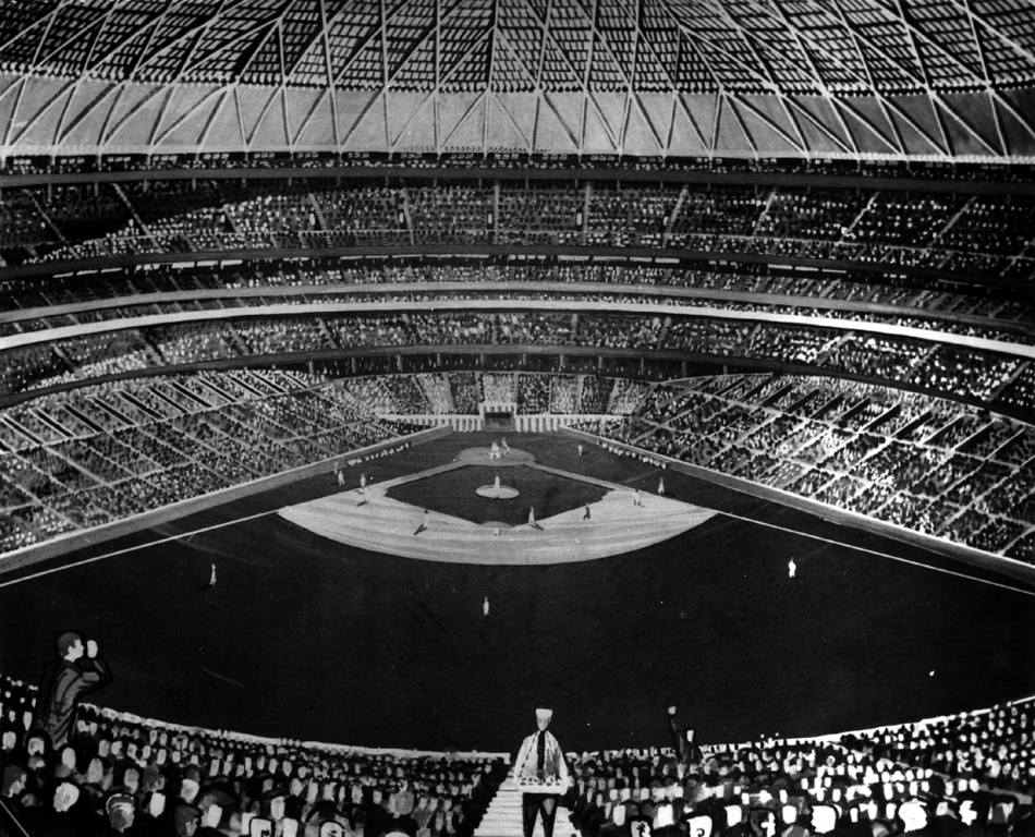 Astrodome Image Gallery