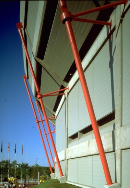 Failure Of A Planned Failure Pontiac Silverdome