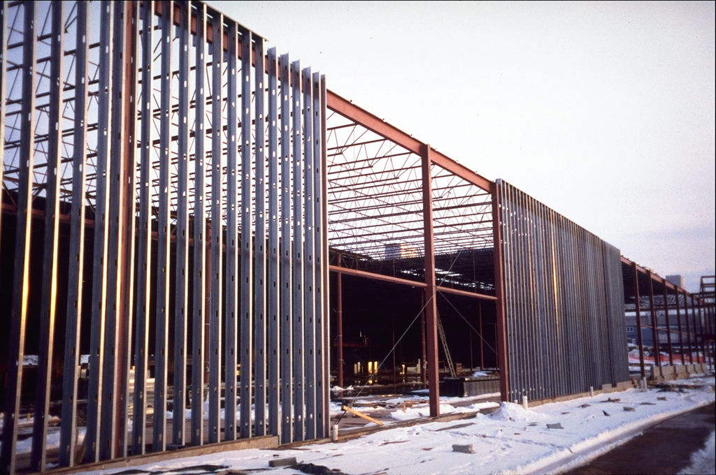 Exterior Stud Wall Construction : Cladding
