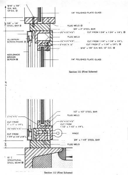 Structural And Building Envelope Details