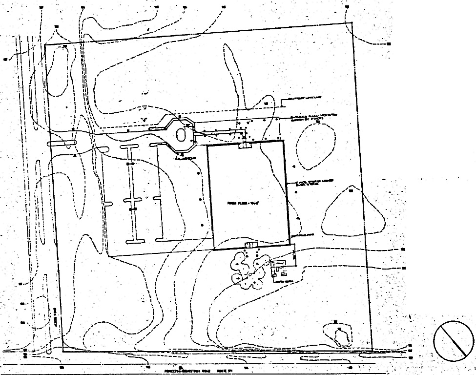 Site plan drawing a10 for Site plan drawing online