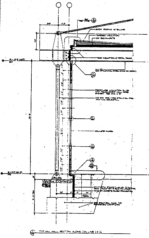 Insulated moreover Wall Section Drawing besides House Plans Muncie Indiana furthermore 654060 One story 3 bedroom  2 bath french style house plan together with 653501 Warm and Open House Plan for a Narrow Lot. on exterior brick house with plans