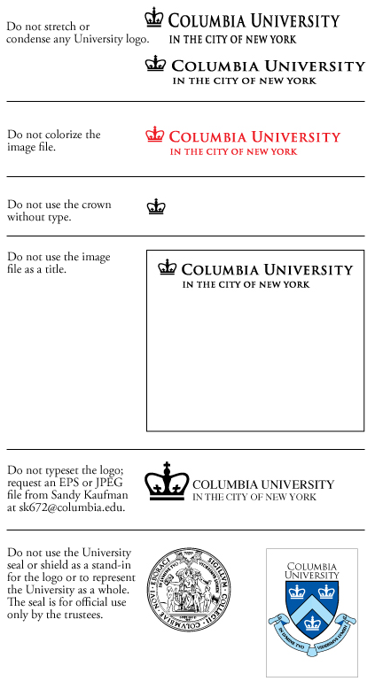 How Not to Use the University Identity