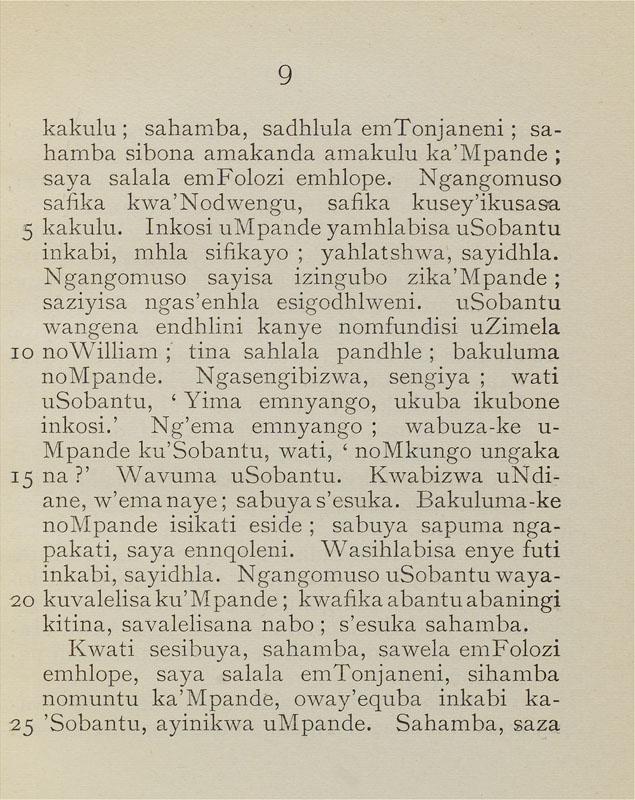 Ngangomuso Safika KwaNodwengu Kuseyikusasa 5 Kakulu Inkosi UMpande Yamhlabisa USobantu Inkabi Mhla Sifikayo
