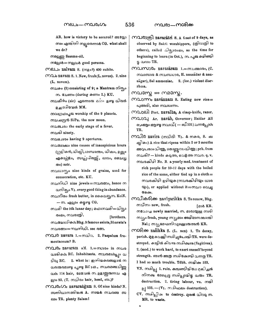 Columbia University Libraries  A Malayalam and English dictionary f801923192