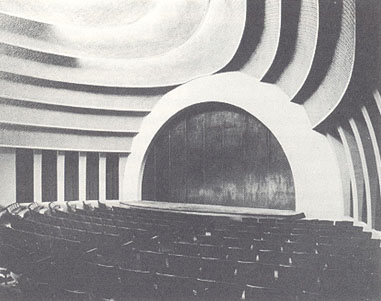 Architect of dreams the theatrical vision of joseph urban for Architecture 1930