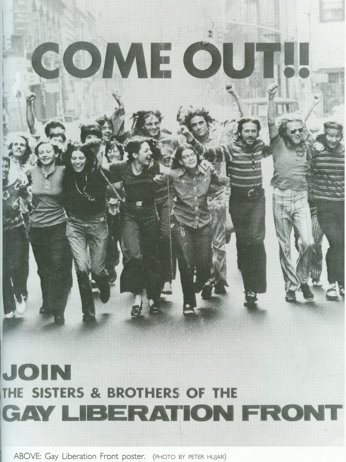 and the Gay Liberation Front of New Orleans