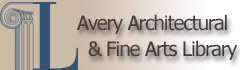 Avery Architectural & Fine Arts Library
