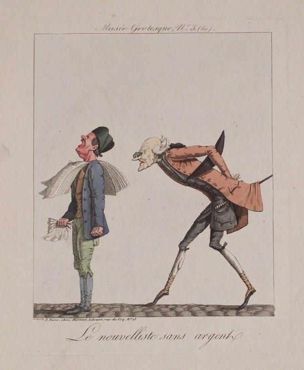"Robert Darnton talks ""Blogging in the 18th Century"""
