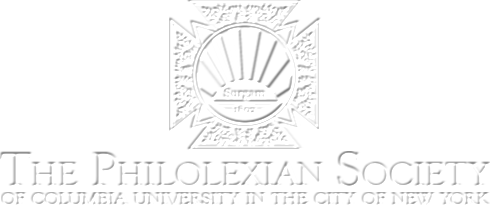 The Philolexian Society and its seal