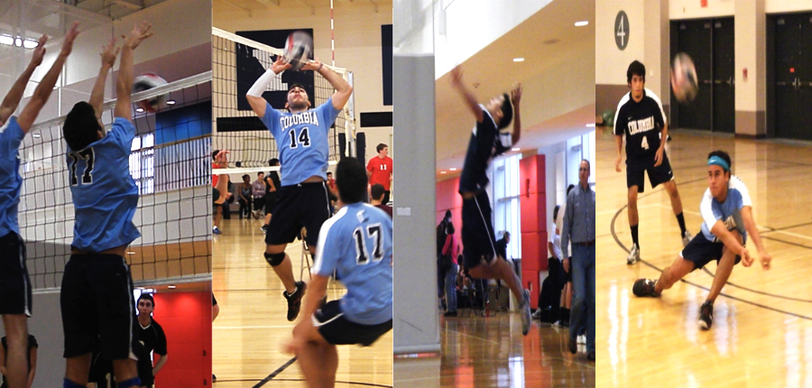 Columbia Men's Club Volleyball