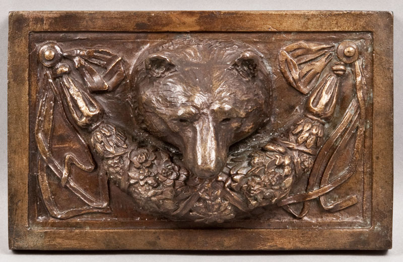 Head of a Bear