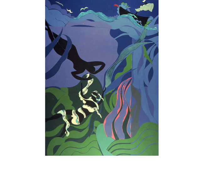 Romare Bearden A Black Odyssey The Miriam And Ira D Wallach Art - Romare-bearden-coloring-pages
