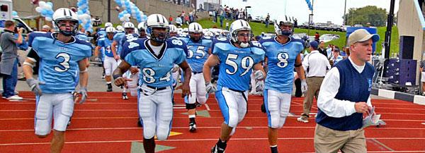 Columbia Football 2014 Columbia Lions Football