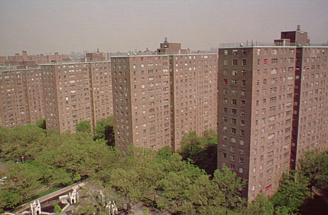 South bronx for Projects of houses