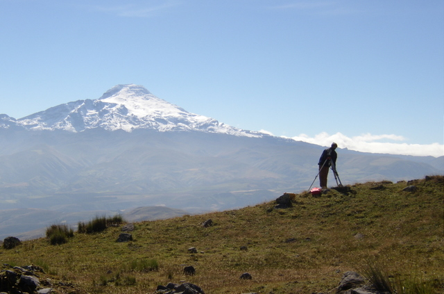 Cayambe Volcano
