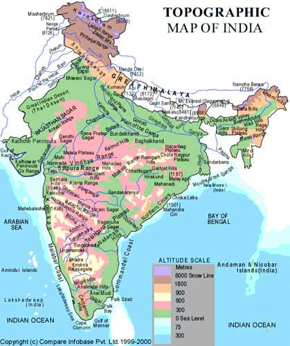 indian geography India weather and climate guide showing you the best time to visit and required clothing in india  also has geography information.