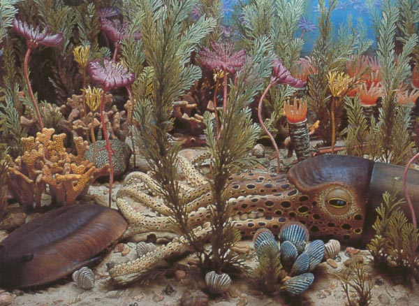 archeozoic era Online exhibits : geologic time scale the archean eon and the hadean the  archean eon, which preceded the proterozoic eon, spanned about 15 billion  years.