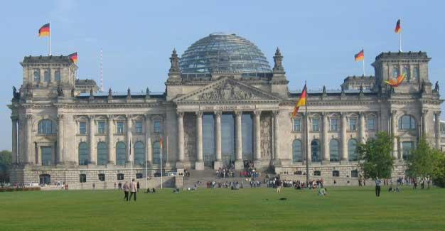 Die Ministergärten liegen ja mitten zwischen Kanzleramt, Reichstag ...