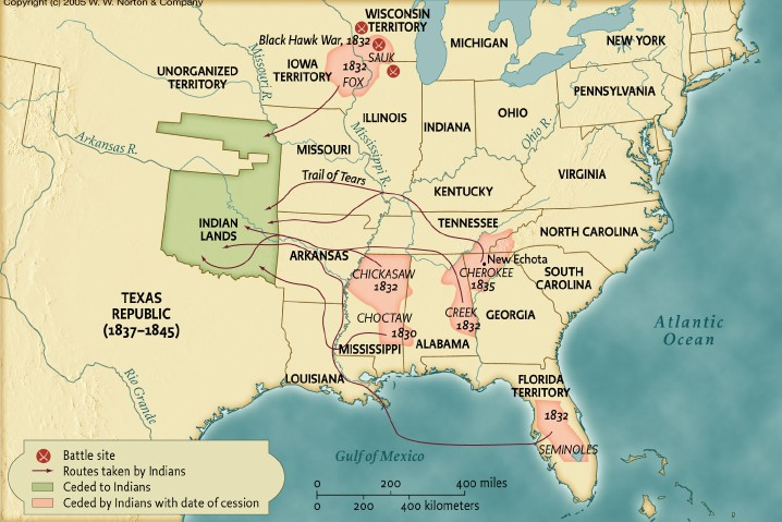 andrew jackson and the indian removal in america President andrew jackson encouraged congress to pass the indian removal act in 1830, which gave the federal government the authority to move consenting eastern native american tribes west of the mississippi river.