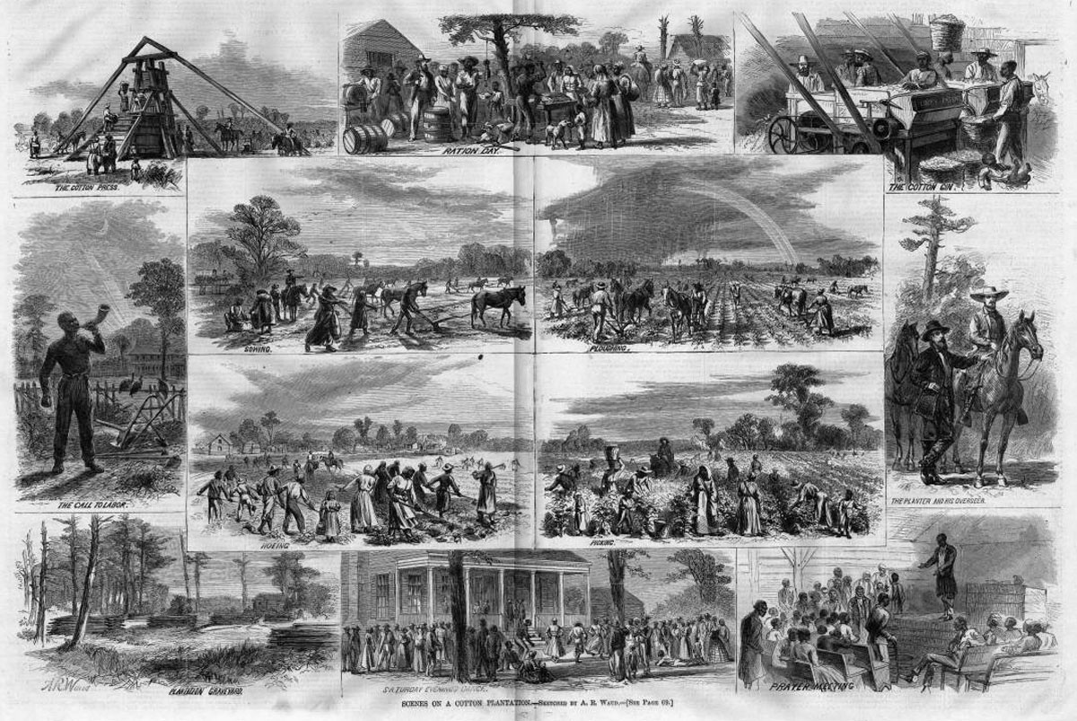 working conditions in the late 1700 One observer, describing living conditions for slaves put to work in the construction of the manchester and wilmington railroad, wrote: the railroad hands sleep in miserable shanties along the line.