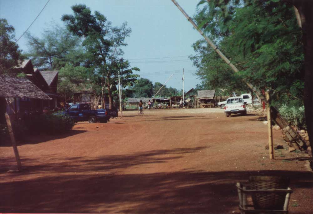 Kao-I-Dang Refugee Camp
