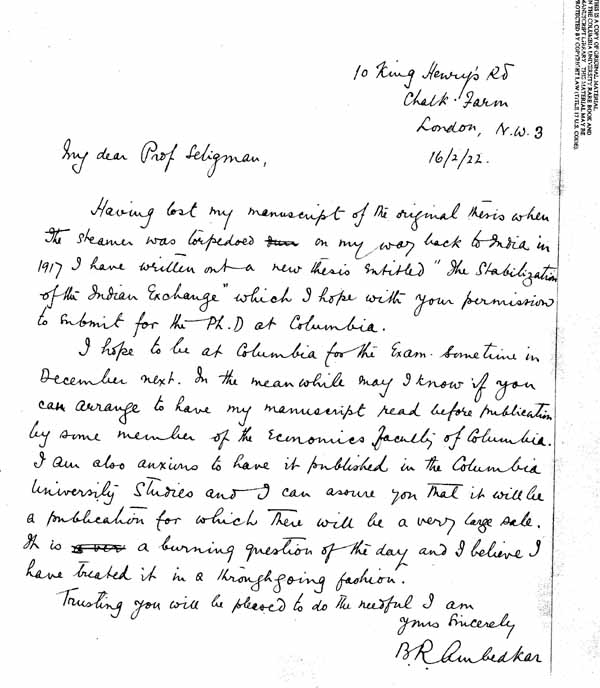 Columbia Acceptance Letter.Seligmanletter