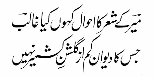 Poetry urdu in taqi mir pdf mir
