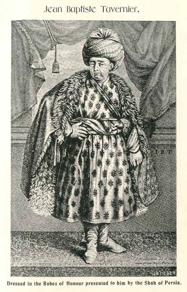 Resources for Jean-Baptiste Tavernier