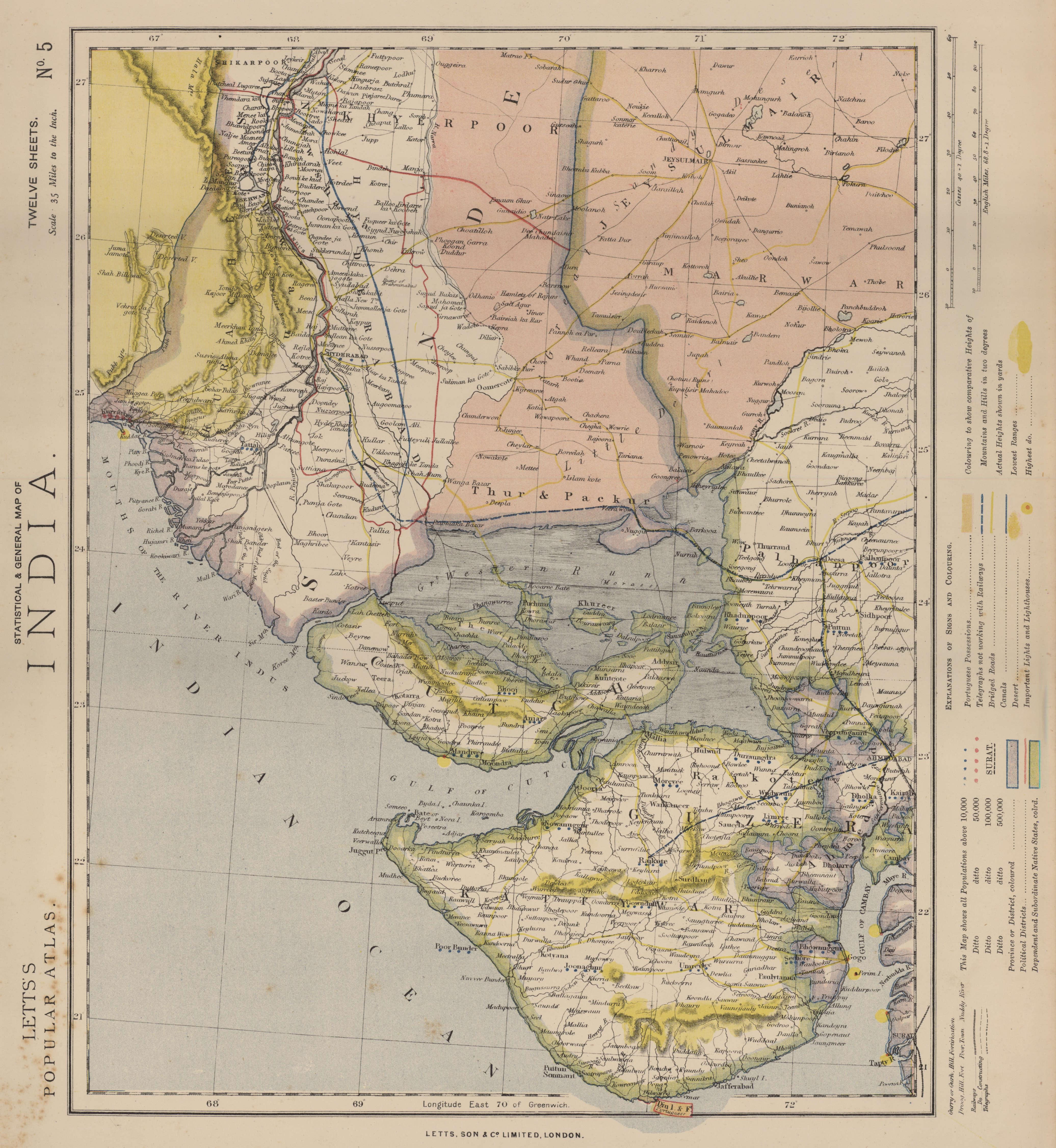 V Coloring Page SDUK Map V -- India V ...